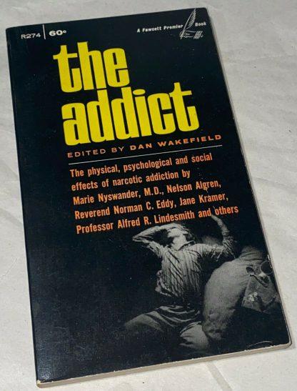 Cover of William S. Burroughs The Addict.