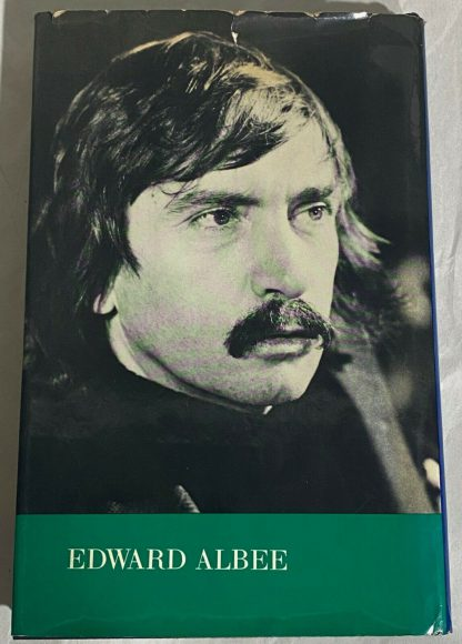 A copy Seascape signed by Edward Albee