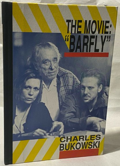 A copy of Charles Bukowski's Barfly