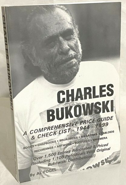 Cover from Charles Bukowski Bibliography