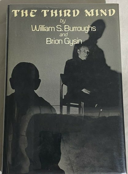 The Book Cover of The Third Mind by William S. Burroughs and Bryon Gysin