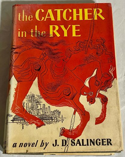 Grosset & Dunlap edition The Catcher in the Rye