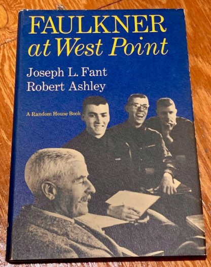 Faulkner at West Point cover