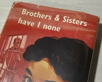 Cover of the book Jack Usher. Brothers & Sisters have I none.