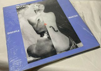 Cover of JOEL-PETER WITKIN. Disciple & Master.