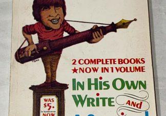Cover of John Lennon THE WRITING BEATLE