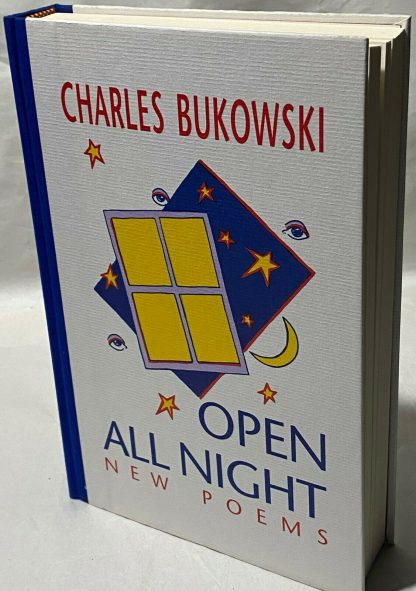 A Picture of the book Open All Night by Charles Bukowski