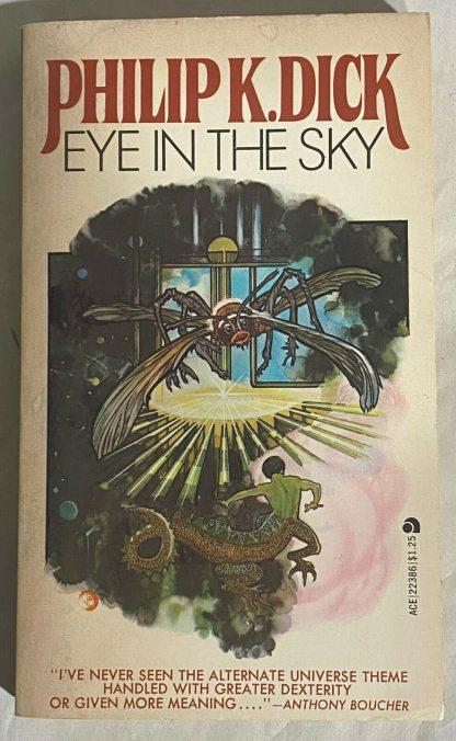 Cover of Philip K. Dick EYE IN THE SKY Ace 22386