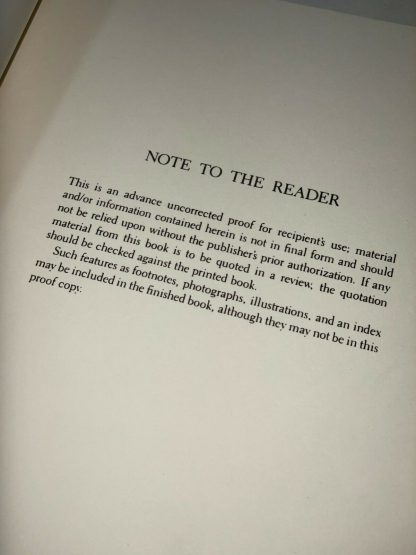 Note to reader from Fall Fiction from Poseidon