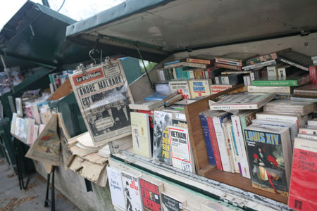 Seine Bookseller